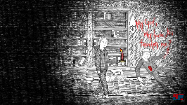 Screenshot - Neverending Nightmares (Android) 92491290