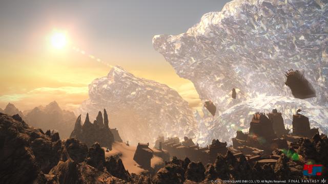 Screenshot - Final Fantasy 14 Online: Shadowbringers (PC)