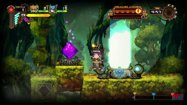 Screenshot - Lapis x Labyrinth (PS4) 92588399