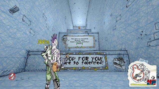 Screenshot - Drawn to Death (PS4)