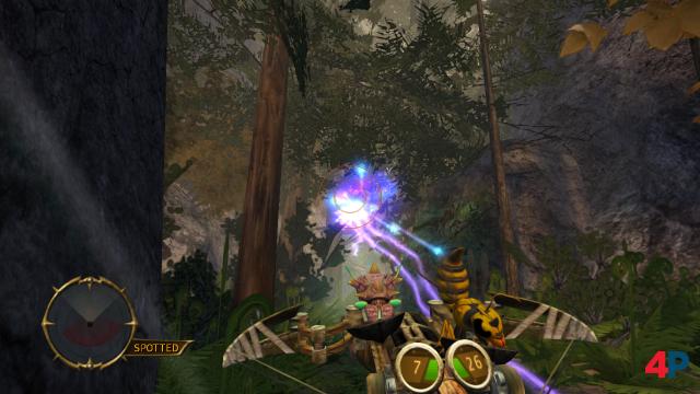 Screenshot - Oddworld: Strangers Vergeltung (Switch)