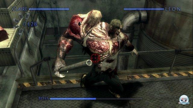 Screenshot - Resident Evil: Chronicles HD (PlayStation3)