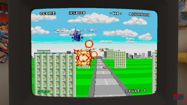 Screenshot - SEGA Mega Drive Classics (PC)