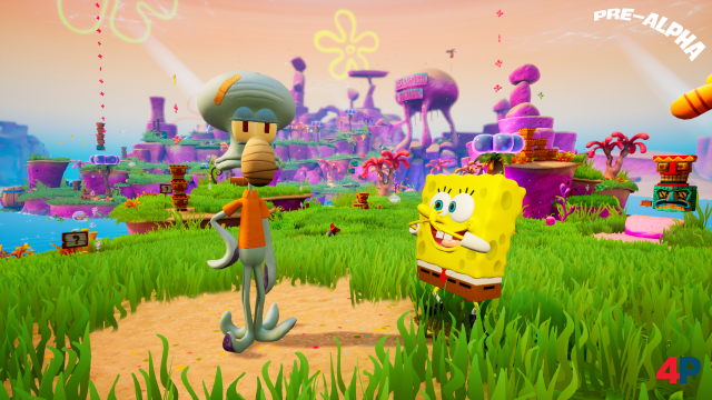 Screenshot - SpongeBob SquarePants: Battle for Bikini Bottom - Rehydrated (PC) 92594769
