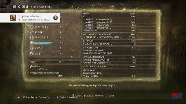 Screenshot - Nioh (PS4) 92540042