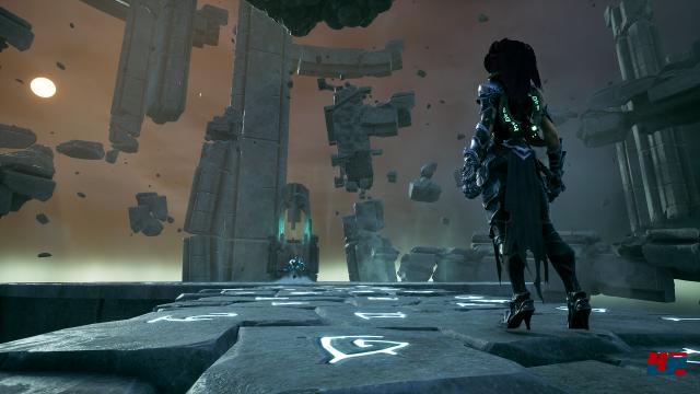 Screenshot - Darksiders 3 - The Crucible (PC)