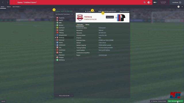 Screenshot - Football Manager 2015 (PC)