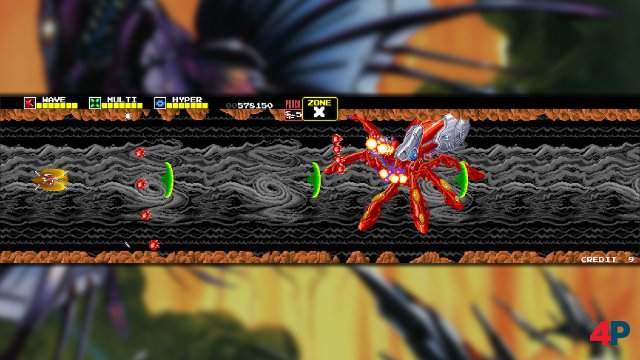 Screenshot - Darius Cozmic Collection Arcade   Console (Switch) 92617400