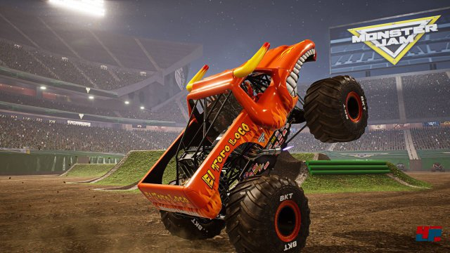 Screenshot - Monster Jam Steel Titans (PC) 92582924