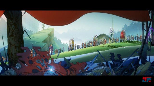 Screenshot - The Banner Saga 2 (PC) 92522813