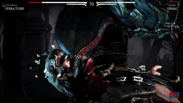 Screenshot - Mortal Kombat X (PlayStation4) 92503152