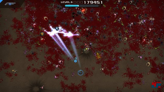 Screenshot - Crimsonland (PC) 92485290