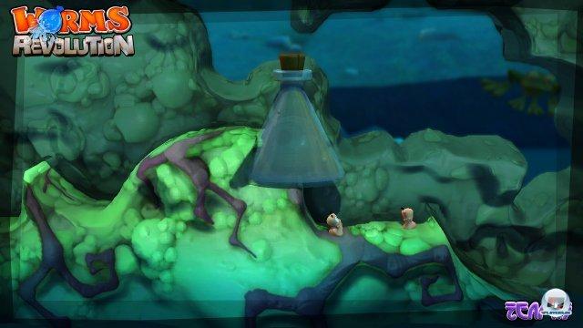 Screenshot - Worms Revolution (360) 92411802