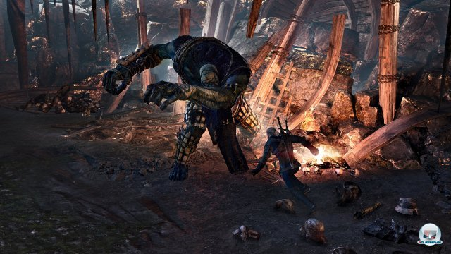 Screenshot - The Witcher 3: Wild Hunt (PlayStation4) 92459124