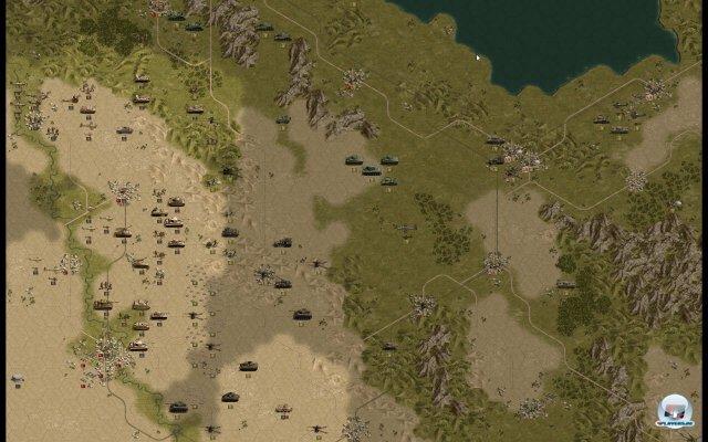 Screenshot - Panzer Corps: Afrika Korps (PC) 92422267