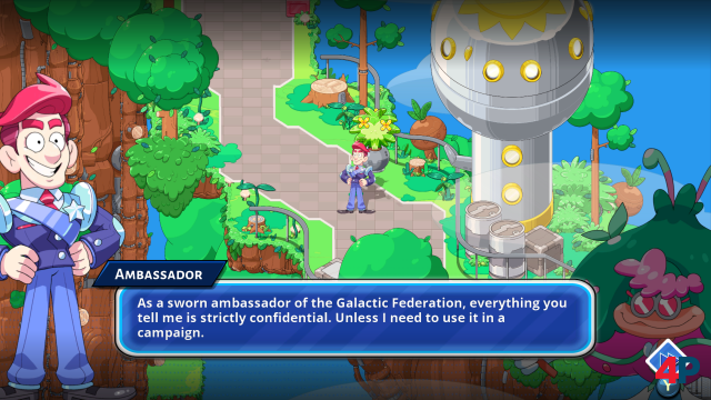 Screenshot - Citizens of Space (PC)