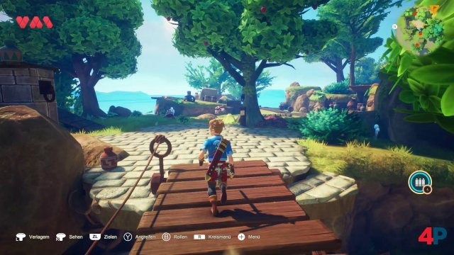Screenshot - Oceanhorn 2: Knights of the Lost Realm (Switch) 92628166