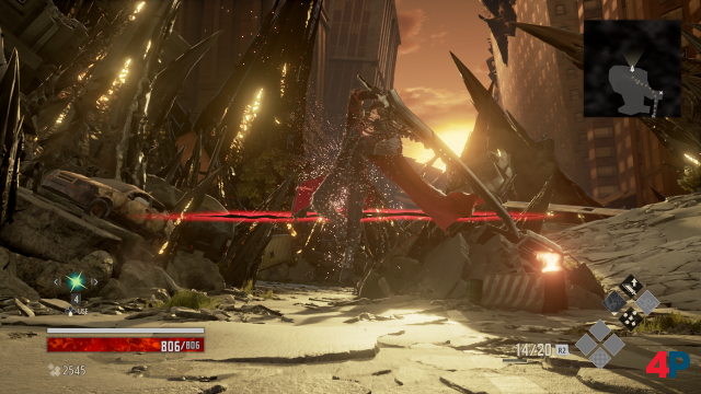 Screenshot - Code Vein (PC) 92594371