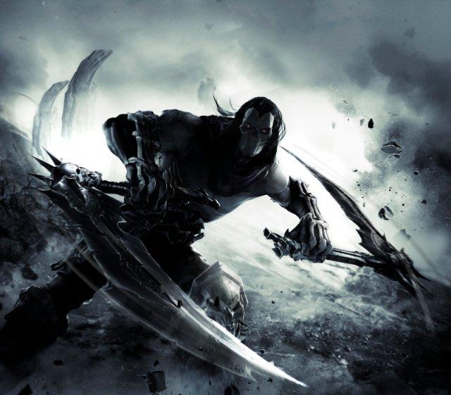 2. Darksiders (2010, 2012) <br><br> Mit Darksiders wagte THQ unter der Federführung von Comic-Autor Joe Madureira die Geburt einer neuer Marke, mit der man das Action-Adventure-Genre aufmischen wollte. Kommerziell blieb der große Erfolg zwar aus, doch wurden die beiden Spiele von Kritikern gelobt und erfreuten sich einer stetig wachsenden Fanbasis. Im Rahmen der Zwangsversteigerung hat sich bisher leider kein neuer Eigentümer für Vigil Games gefunden - Firmengründer Madureira ist bereits vorher abgesprungen. Ist das Ende von Darksiders damit besiegelt? 92443137