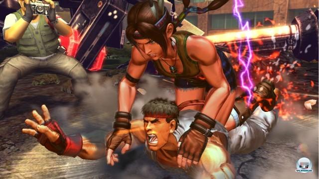 Screenshot - Street Fighter X Tekken (360) 2230332