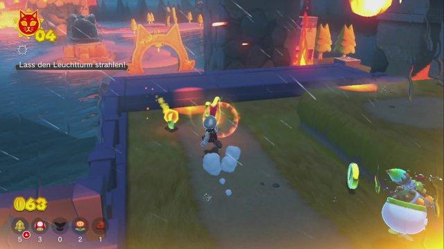 Screenshot - Super Mario 3D World   Bowser's Fury (Switch) 92634384