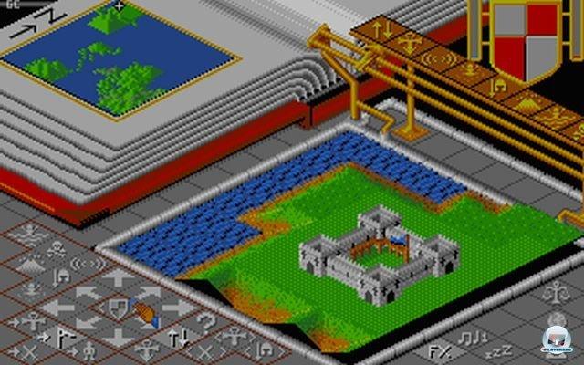 Screenshot - Populous (PC)