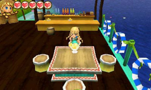 Screenshot - Story of Seasons: Trio of Towns (3DS) 92554174