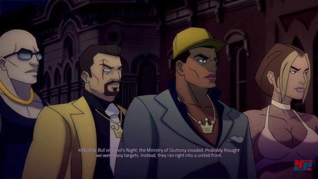 Screenshot - Agents of Mayhem (PC) 92551159