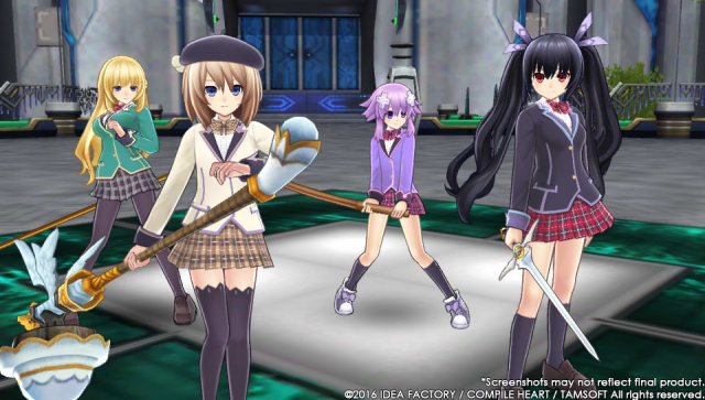 Screenshot - MegaTagmension Blanc   Neptune VS Zombies (PS_Vita) 92525107