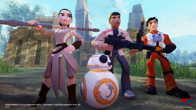 Screenshot - Disney Infinity 3.0: Play Without Limits (360) 92517890