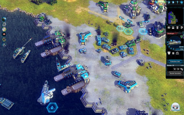 Screenshot - Battle Worlds: Kronos (PC) 92471989