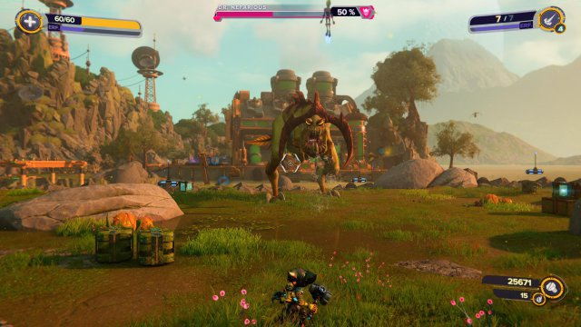 Screenshot - Ratchet & Clank: Rift Apart (PlayStation5) 92643513