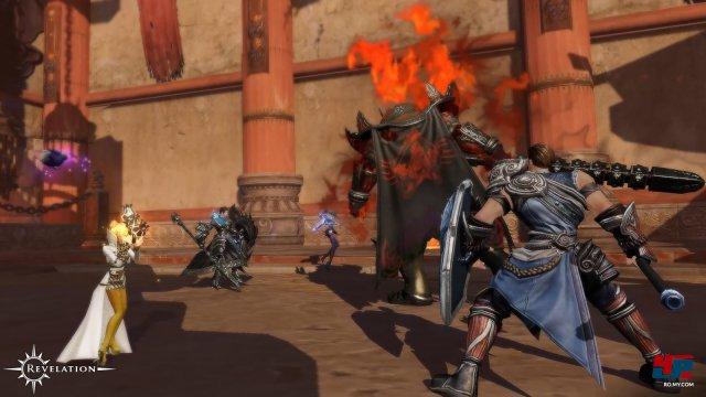 Screenshot - Revelation Online (PC)