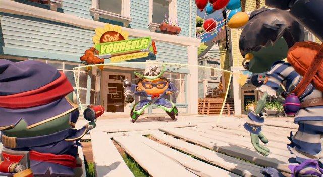 Screenshot - Plants vs. Zombies: Battle for Neighborville (Switch) 92634780