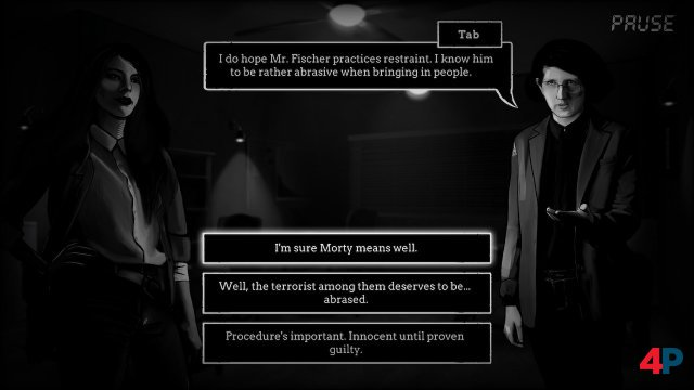 Screenshot - Interrogation: You will be deceived (Switch) 92619722