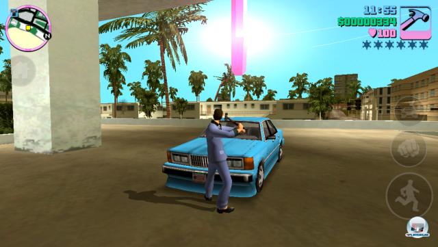 Screenshot - Grand Theft Auto: Vice City (iPhone) 92430602