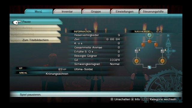 Screenshot - Final Fantasy Type-0 (PlayStation4) 92504219