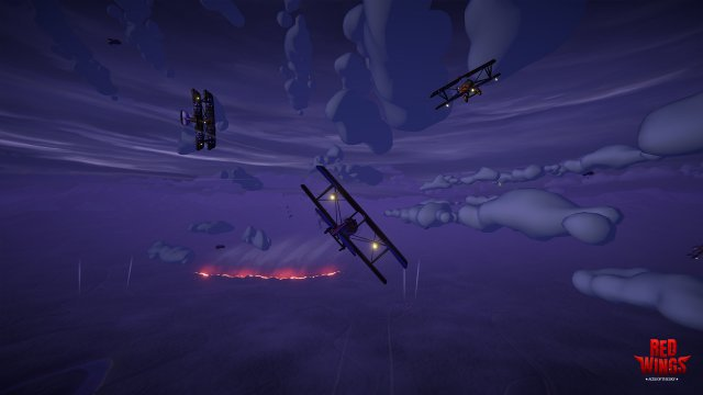 Screenshot - Red Wings: Aces of the Sky (PC) 92613048