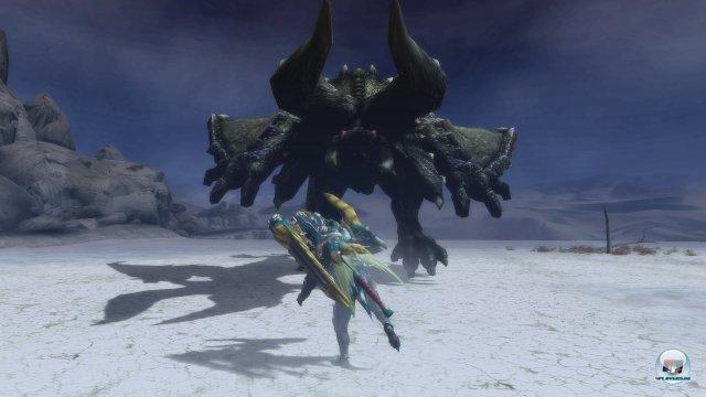Screenshot - Monster Hunter 3 Ultimate (Wii_U) 92440017