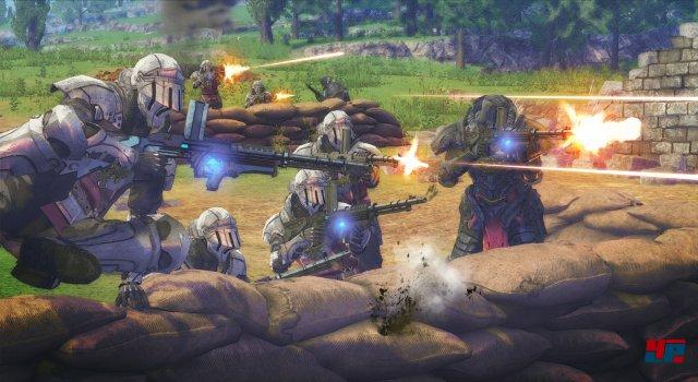 Screenshot - Valkyria: Azure Revolution (PlayStation4) 92516792