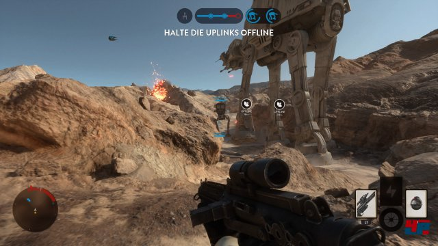 Screenshot - Star Wars Battlefront (PlayStation4) 92516865