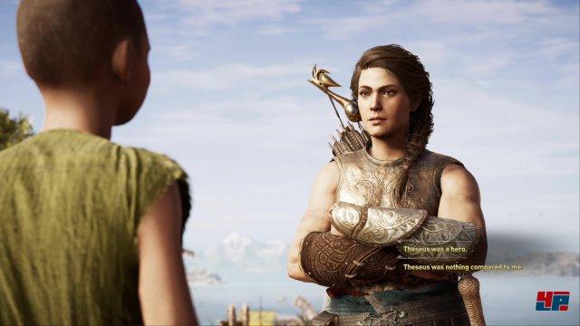 Serientypisch verwebt Ubisoft historisch korrekte Ereignisse mit fiktiven Schicksalen. Das Ergebnis ist außerordentlich gelungen.