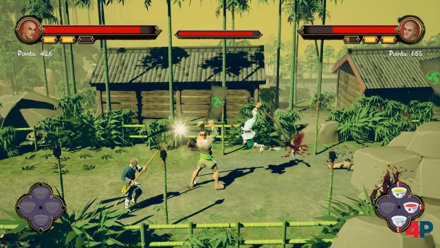 Screenshot - 9 Monkeys of Shaolin (PC, PS4, Switch, One)