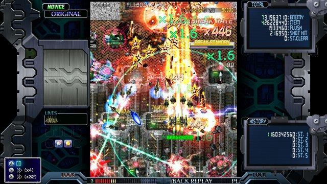 Screenshot - Crimzon Clover - World EXplosion (Switch) 92628114