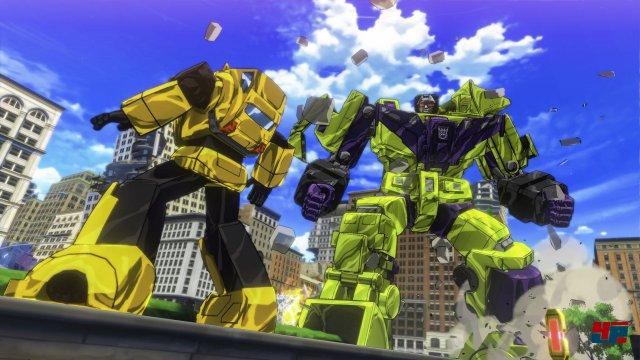 Screenshot - Transformers: Devastation (PC)