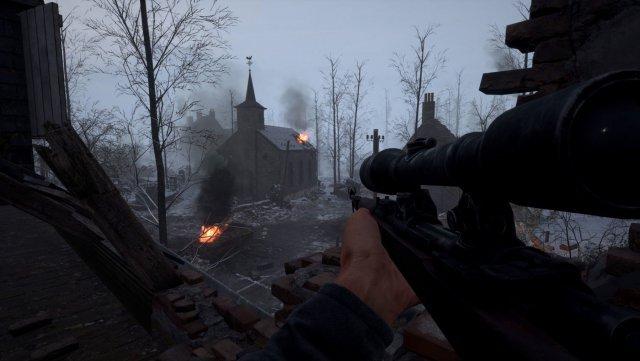 Screenshot - Hell Let Loose (PC, PlayStation5, XboxSeriesX) 92650773