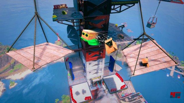 Screenshot - Unbox: Newbie's Adventure (PC) 92549891