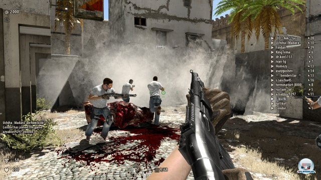 Screenshot - Serious Sam 3: BFE (PC) 2300852