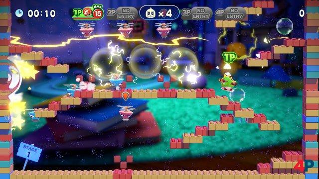 Screenshot - Bubble Bobble 4 Friends (Switch) 92600805