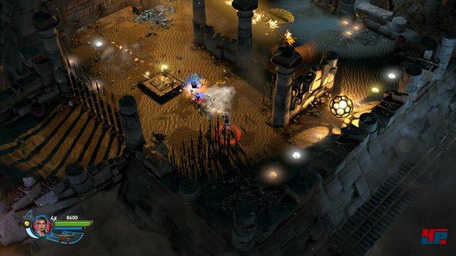 Screenshot - Lara Croft und der Tempel des Osiris (PC) 92496307